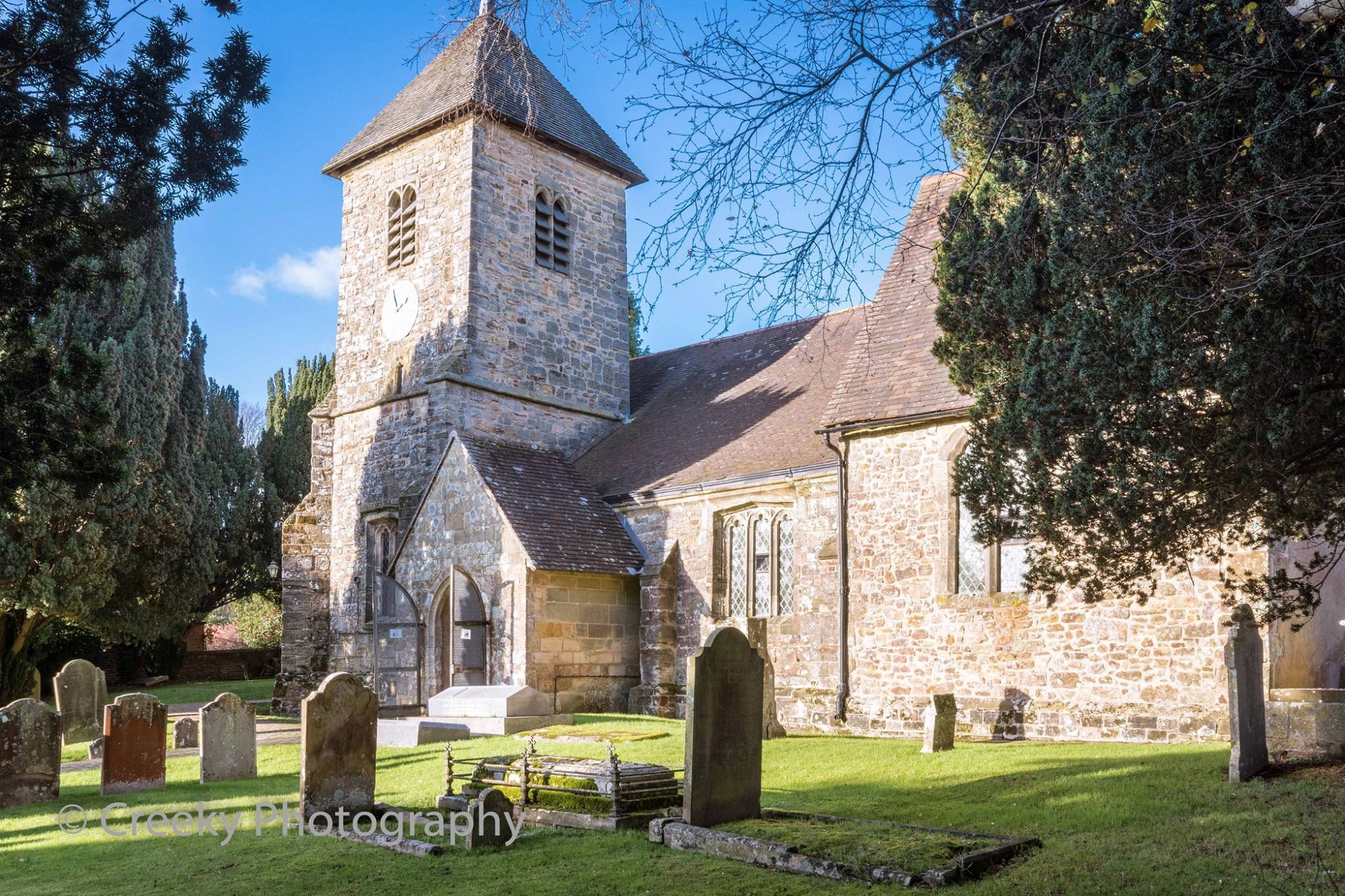Photo of Wivelsfield Parish Church